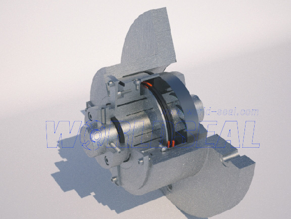 DGS-J04_mechanical seal_dry gas seal